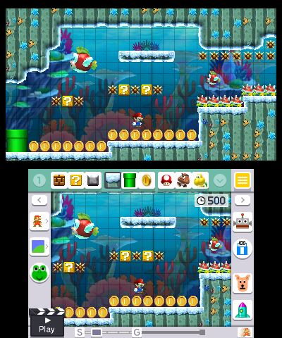 Super Mario Maker for 3DS Bild 2