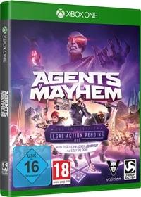 Agents of Mayhem, Rechte bei Deep Silver