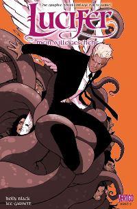 Lucifer - Mein Wille geschehe #2, Rechte bei Panini Comics