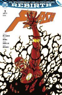Flash #3: Im Bann der Finsternis, Rechte bei Panini Comics