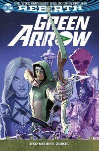 Green Arrow Megaband #1: Der neunte Zirkel, Rechte bei Panini Comics