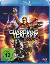 Guardians of the Galaxy 2 - Cover