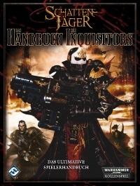 Warhammer 40.000: Schattenjäger - Handbuch des Inquisitors, Rechte bei Ulisses Spiele