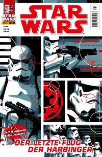 Star Wars #21: Der letzte Flug der Harbinger, Rechte bei Panini Comics