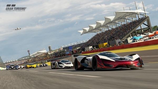 Gran Turismo Sport Bild 1
