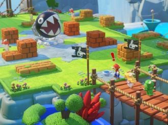 Mario And Rabbids Kingdom Battle - Der Kampf beginnt
