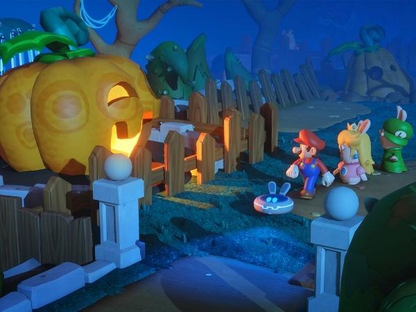 Mario And Rabbids Kingdom Battle – Unterwegs auf den Pfaden