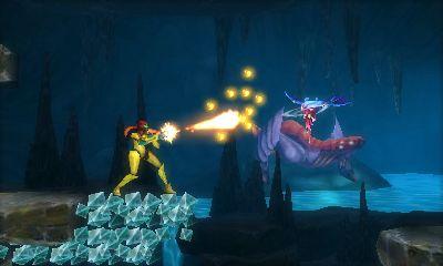 Metroid Samus Returns Bild 3