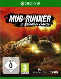 Mud Runner - Cover