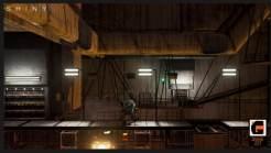 Shiny - In der Fabrik