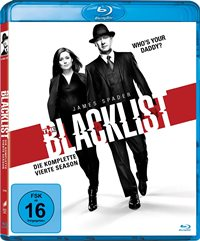 The Blacklist - Staffel 4 - Cover