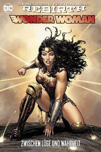 Wonder Woman #2: Zwischen Lüge und Wahrheit, Rechte bei Panini Comics