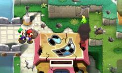 Mario & Luigi: Superstar Saga + Bowsers Schergen, Rechte bei Nintendo
