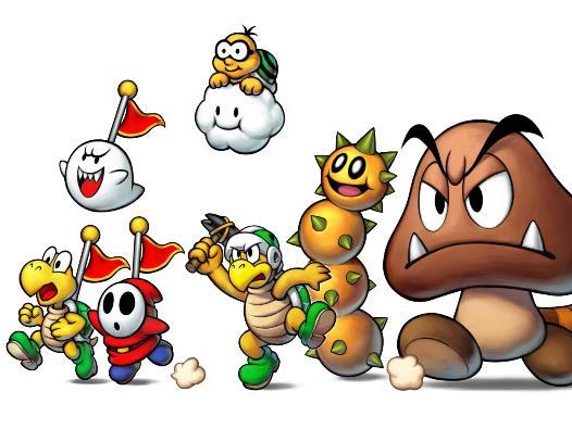 Mario und Luigi Superstar Saga