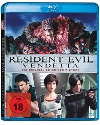 Resident Evil: Vendetta, Rechte bei Sony Pictures