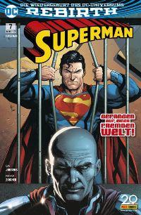 Superman #7, Rechte bei Panini Comics