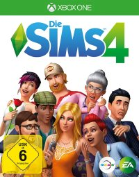 Die Sims 4 Konsole - Cover