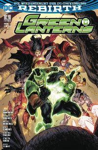 Green Lanterns #4: Polarität, Rechte bei Panini Comics