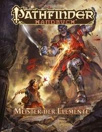Handbuch: Meister der Elemente, Rechte bei Ulisses Spiele