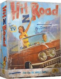 Hit Z Road, Rechte bei Asmodee