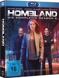 Homeland - Season 6, Rechte bei © 2017 Twentieth Century Fox Home Entertainment