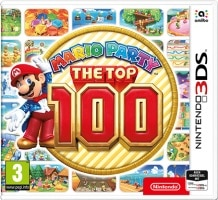 Mario Party: The Top 100 - Cover