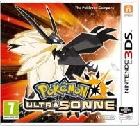Pokemon Ultrasonne - Cover
