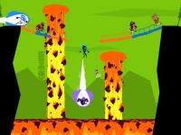 Runbow Pocket, Rechte bei 13AM Games