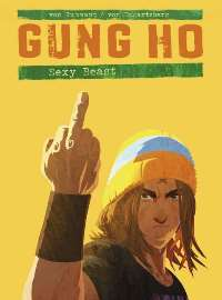 Gung Ho #3: Sexy Beast, Rechte bei Cross Cult