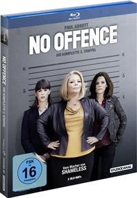 No Offence - 2. Staffel, Rechte bei Studio Canal