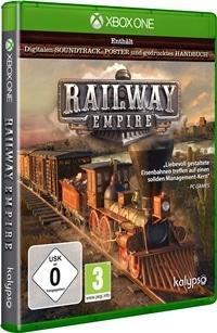 Railway Empire, Rechte bei Kalypso Media
