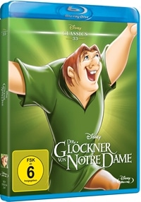 Der Glöckner von Notre Dame, Rechte bei Disney