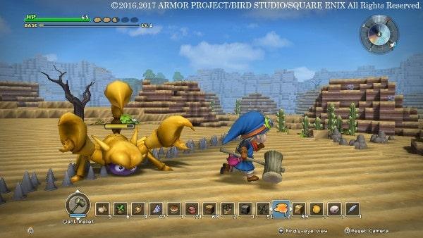 Dragon Quest Builders Bild 1