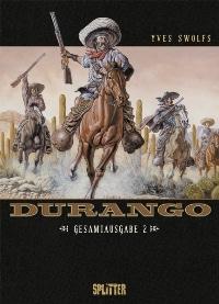 Durango – Gesamtausgabe #2, Rechte bei Splitter