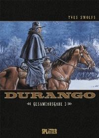 Durango – Gesamtausgabe #3, Rechte bei Splitter