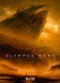 Olympus Mons #1: Anomalie Eins, Rechte bei Splitter