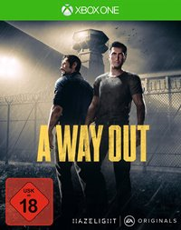 A Way Out, Rechte bei EA