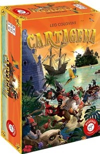 Cartagena - Cover