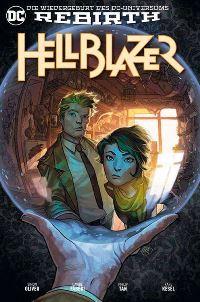 Hellblazer #2: Stadt der Irrlichter, Rechte bei Panini Comics