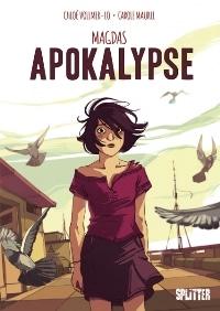 Magdas Apokalypse, Rechte bei Splitter