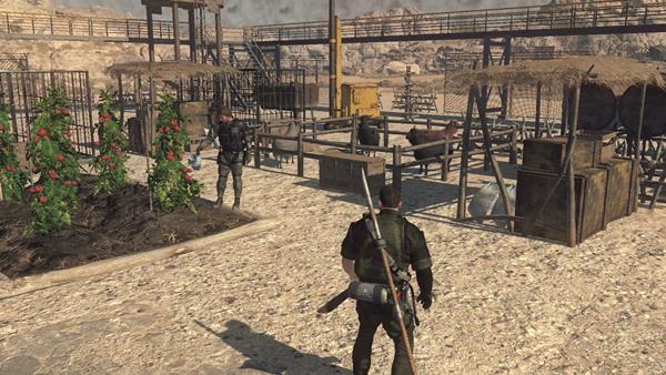 Metal Gear Survive Bild 2