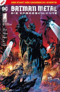 Batman Metal – Die Vorgeschichte #1, Rechte bei Panini Comics