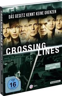 Crossing Lines / 1. Staffel, Rechte bei Studio Canal