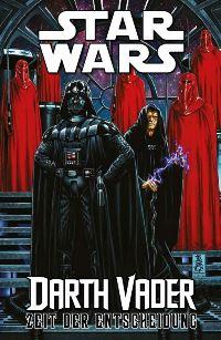 Star Wars: Darth Vader - Zeit der Entscheidung, Rechte bei Panini Comics