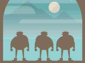 Burly Men at Sea, Rechte bei Brain & Brain / Plug In Digital