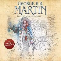 George R.R. Martin - Das Lied von Eis und Feuer - Das offizielle Malbuch - Cover