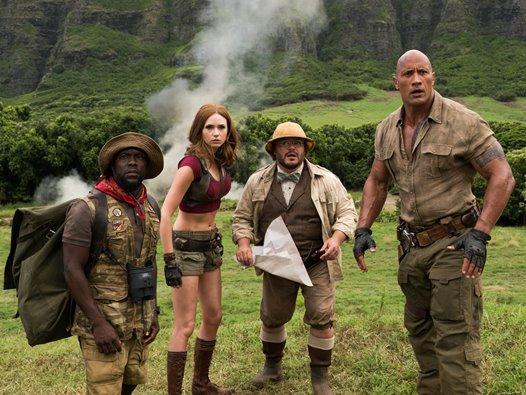 Jumanji: Willkommen im Dschungel, Rechte bei Sony Pictures