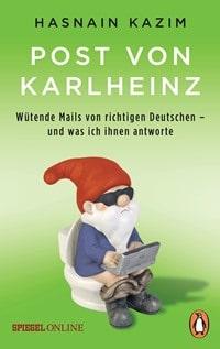 Post von Karlheinz von Hasnain Kazim, Rechte bei Penguin Verlag