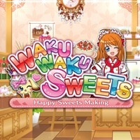WAKU WAKU SWEETS - Happy Sweets Making - Cover