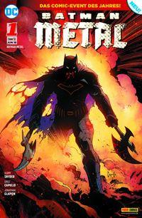 Batman Metal #1, Rechte bei Panini Comics